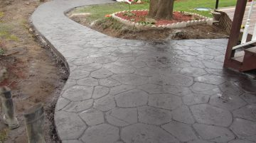 McNabb Construction Decorative Concrete Stamping