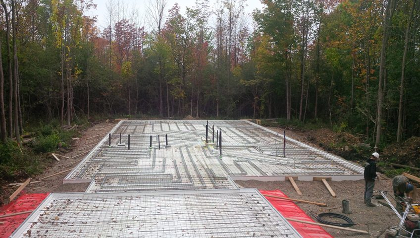 McNabb Construction Heated Floors