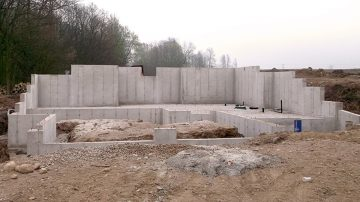 McNabb Construction Concrete Foundations